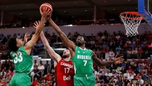 Game Wrap: Nigeria outlasts