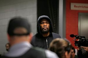 Kevin Durant: 'Some Days I