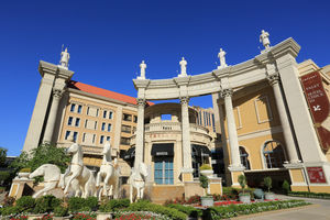 Caesars executive fired after